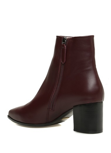 Beymen Collection Bot Bordo
